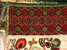Skjorte Scandinavian, Bohemian Rug, Embroidery, Rugs, Decor, Needlework, Dekoration, Decoration, Carpets