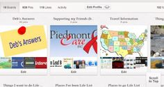 How to select a good cover picture for each of your Pinterest boards. Blog post on the newest Pinterest feature.