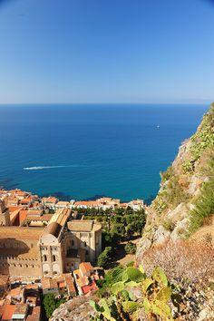 Cefalù (Palermo), Sicily, Italy