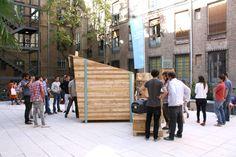 Inicio del curso académico (2012-2013) en el IED Madrid.