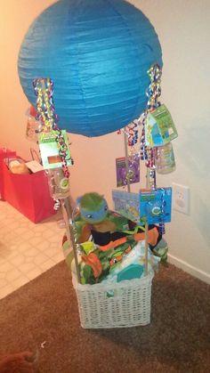 Ninja Turtles Baby Shower Gift