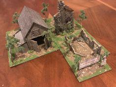 28mm Miniatures, Fantasy Miniatures, Voitures Hot Wheels, Bolt Action Game, Bolt Action Miniatures, Toy Castle, Wargaming Terrain, Military Diorama, Tabletop Rpg