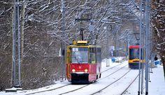 Trams, Warsaw Warsaw Guide, Rail Europe, Light Rail, Coaches, Buses, Poland, Transportation, Scale, Public