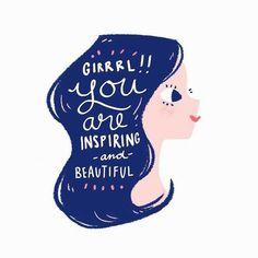 Girl power| Beautiful & Inspiring
