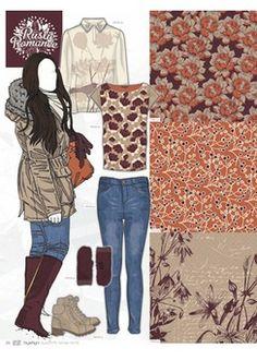 Style Right Womenswear Trendbook - A/W 14/15