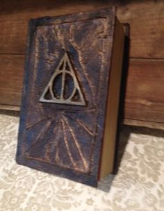 Harry Potter and the Deathly Hallows Collectable book