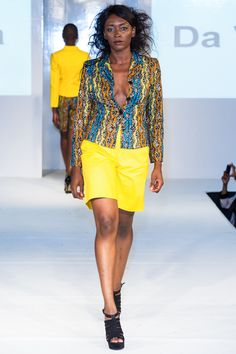 Da Viva collection is presented on the runway of Africa Fashion Week London 2012 at Old Spitalfields Market, London on 3rd August 2012 Image:Catwalk Capture http://www.catwalk-capture.com/gallery/206-0-AFWL2012.html