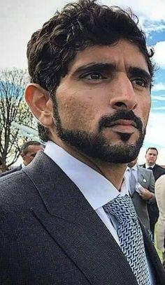 Hamdan bin Mohammed bin Rashid Al Maktoum. Compartido por: ياسر الانباري
