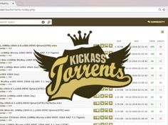 Katcr.co — Original KickassTorrents Is Finally Back