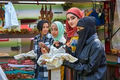 'Kim's Convenience' Is the Past; 'We Are Lady Parts' Is the Future | Vanity Fair Lady Parts, Movies Worth Watching, Tv Times, Muslim Women, Vanity Fair, Cinematography, The Past, Hollywood, Illustrations