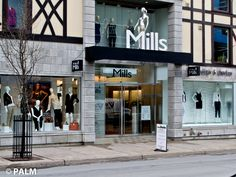 Mills Brothers, Spring Garden Road, Halifax, Nova Scotia. Spring Garden, Nova Scotia, East Coast, Boutiques, Childhood, Places, Shopping, Beauty, Boutique Stores