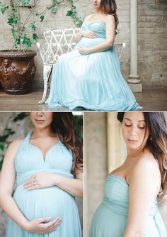 46061bedc4a86 For Everybody & Every Body – Fabulously Feminine Gowns From twobirds  Bridesmaid. Multiway Bridesmaid DressMaternity ...