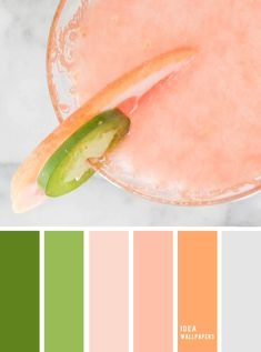 19 The Perfect Pink Color Combinations { pink + salmon + blue } bring your creative vision to life in your designs. I hope this color palette