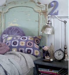 Granny Square Chic Pillow Inspiration!