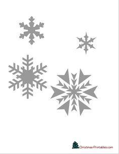 christmas stencils to print Christmas Tree Stencil, Christmas Tree Printable, Snowflake Stencil, Snowflake Template, Christmas Card Template, Christmas Frames, Free Christmas Printables, Xmas, Disney Stencils