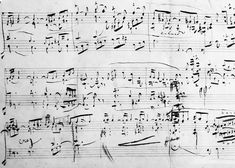 a musical score handwritten by Puccini Damien Chazelle, Ravenclaw, Mala Persona, Maxon Schreave, Next To Normal, Crooked Kingdom, Rachel Berry, Six Of Crows, Music Aesthetic