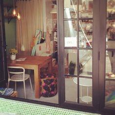 Teakha - Western Bakery Outdoor in Sheung Wan - Hong Kong Restaurants Guide HK Restaurant - OpenRice in English