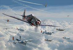 Focke Wulf Fw 190. Ahora uno grande...