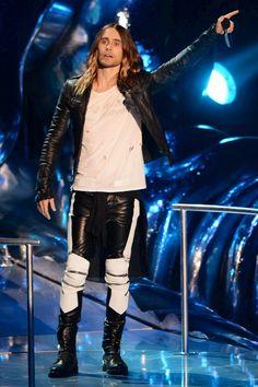 Jared Leto 2013 VMA's