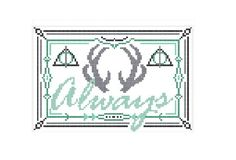 Hey, I found this really awesome Etsy listing at https://www.etsy.com/listing/194699576/always-digital-download-cross-stitch