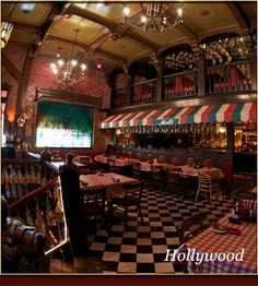 Miceli's - Hollywood's oldest Italian restaurant