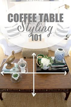 Coffe Table Styling - Styling Our Coffee Table - Emily A. Coffee Table Vignettes, Coffee Table Styling, Decorating Coffee Tables, Coffee Table Design, How To Style Coffee Table, How To Decorate Coffee Table, Coffee Table Decorations, What To Put On A Coffee Table, Coffe Table Tray