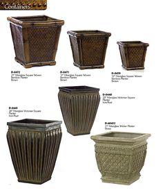 planters | Cityscape Planters Collection – Planters, Flower Pots, Window