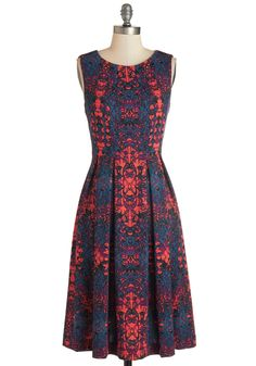 Liven Up the Night Dress, #ModCloth