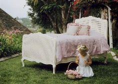 French Ancestry Dominique  Bed - Available in Five Sizes - Free Shipping! $3,120.00 (USD).  Product in photo is from www.wellappointedhouse.com