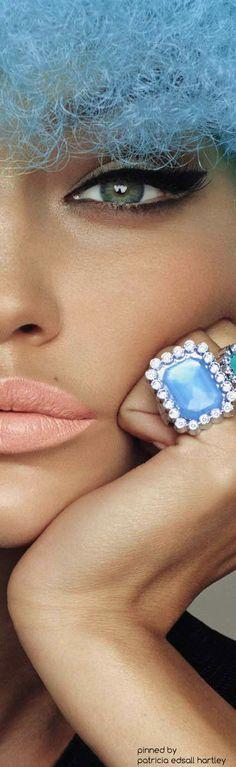 Publication: Vogue Italia November 2015 Model: Gigi Hadid Photographer: Steven Meisel