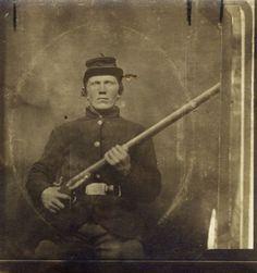 Erick Larsen, 15th Wisconsin Infantry