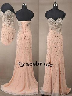 Etsy handmade prom dress