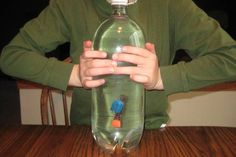 Bottle Diver Experiment