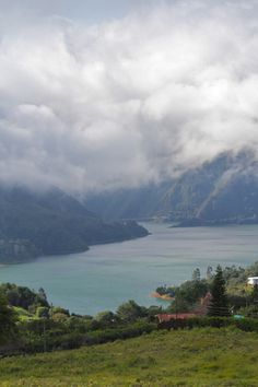 Calima lake  Colombia