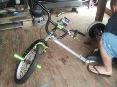 Jordan Hawaii Drift trike