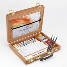 Winsor & Newton watercolors