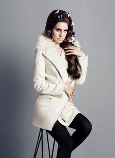 Lana Del Rey for H&M Fall 2012 | Tom + Lorenzo