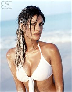 Yamila Diaz-Rahi - Sports Illustrated Swimsuit 2006 Photographed by: Raphael Mazzucco Collection: All-Star Model Cover Model Reunion