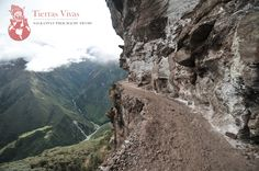 """The Choquequirao ruins were first visited and accounted to the western world during the 18th century. Hiram Bingham also visited the site in 1910 before his rediscovery of #MachuPicchu in 1911.  Sitting on a tall ridge #Choquequirao is a distant and hardly visited """"Lost City of the #Incas"""". """
