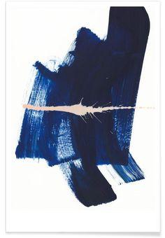 Brushstrokes 4 by Iris Lehnhardt   JUNIQE