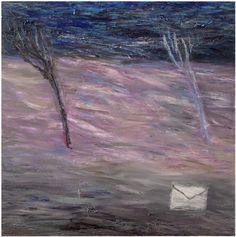 NANNA SUSI  The Letter Contemporary Artists, Modern Art, Birches, Pre Raphaelite, Various Artists, Moma, Seas, Figurative, Finland