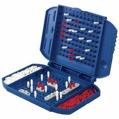 Hasbro Travel Battleship Travel Game
