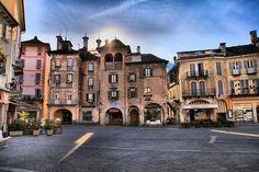 Domodossola, Piazza Mercato