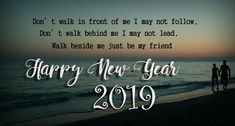 New Year Quotes : Happy New Year Wishes Quotes For Best Friend - Quotes Sayings Happy New Year Friends, Happy New Year Message, Happy New Year Wishes, Happy New Year Greetings, Happy New Year 2019, New Year Wishes Quotes, Happy New Year Quotes, Happy New Year Images, Quotes About New Year