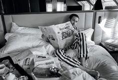 Райан Гослинг на обложке GQ Magazine (Интернет-журнал ETODAY)
