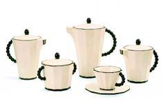 Coffee set Pavel Janák