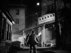 Angels Flight in the Noir film ACT OF VIOLENCE