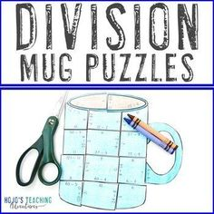DIVISION Hot Chocolate Math | Polar Express Game | Cocoa Activity or Centers |  3rd, 4th, 5th grade, Activities, Christmas/ Chanukah/ Kwanzaa, Fun Stuff, Holidays/Seasonal, Homeschool, Math Centers, Mental Math