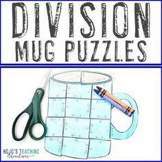 DIVISION Hot Chocolate Math | Polar Express Game | Cocoa Activity or Centers |3rd, 4th, 5th grade, Activities, Christmas/ Chanukah/ Kwanzaa, Fun Stuff, Holidays/Seasonal, Homeschool, Math Centers, Mental Math