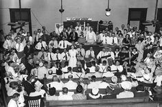 1943 Courthouse Singing Convention